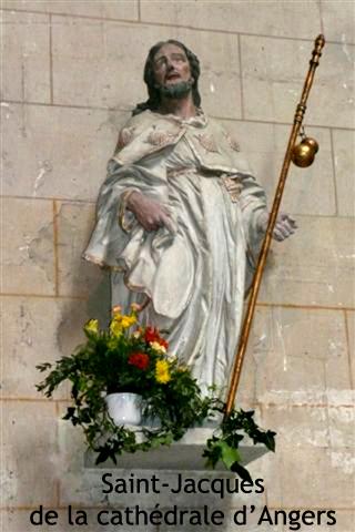 Bourdon Cathédrale d'Angers