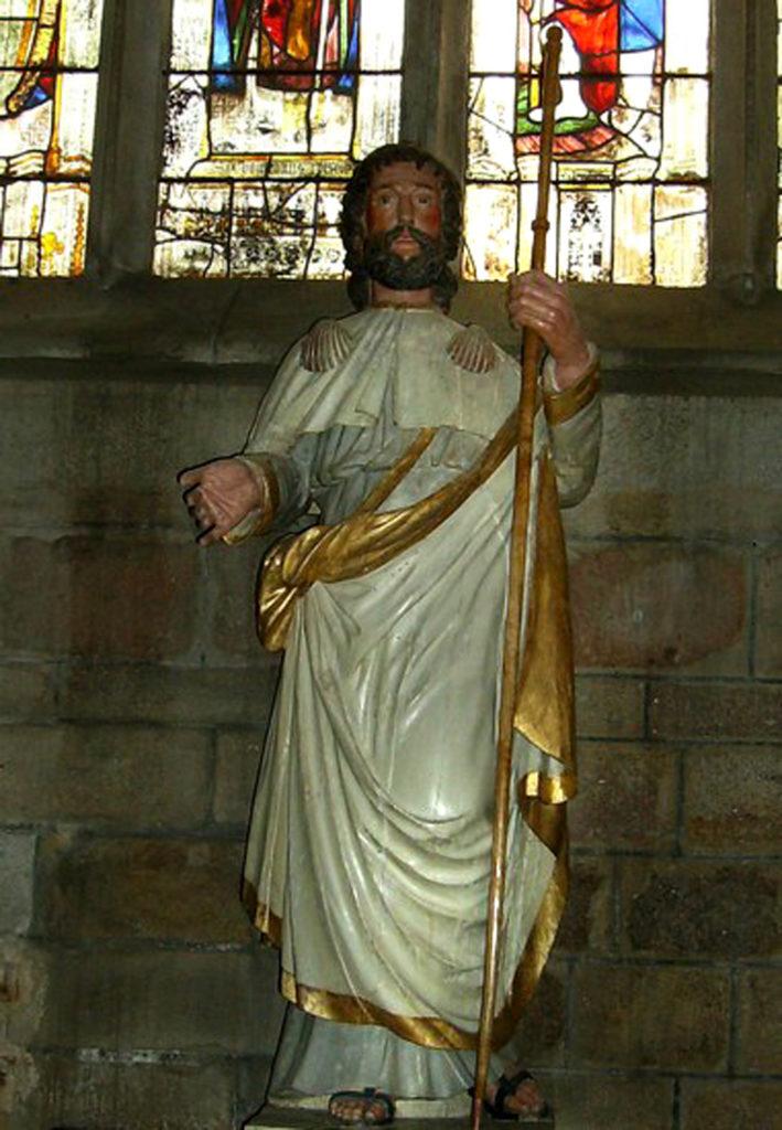 Bourdon de la basilique de Josselin