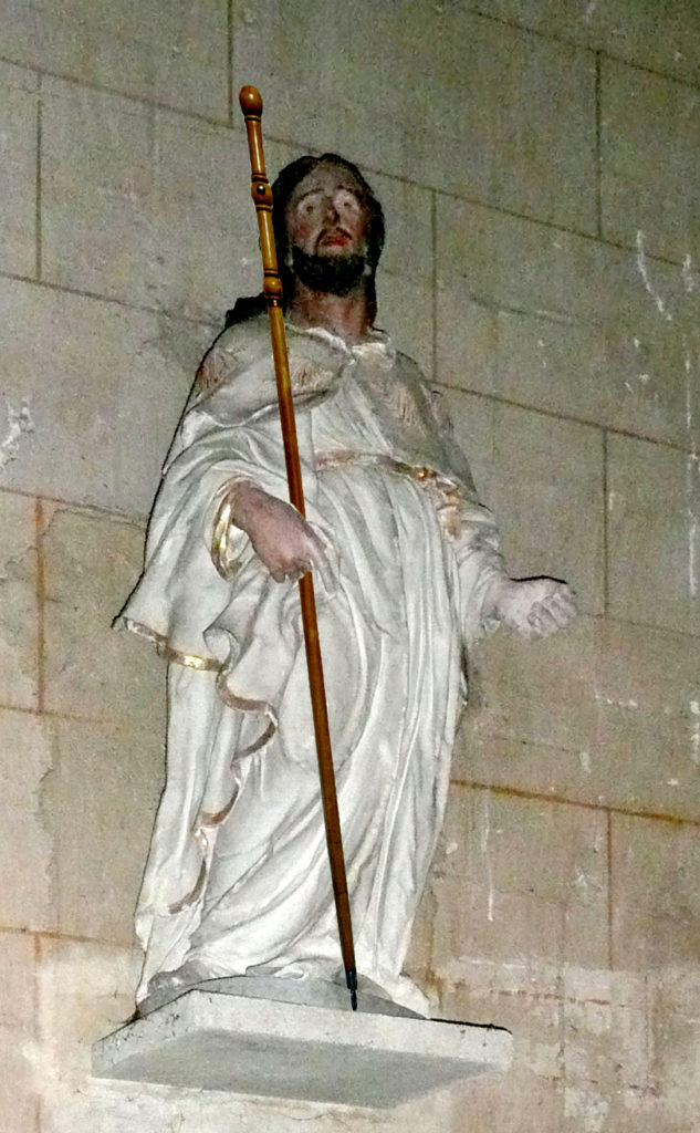 Bourdon du St Jacques d'Angers