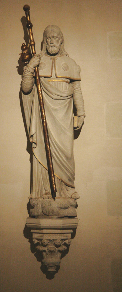 St Jacques Montfaucon